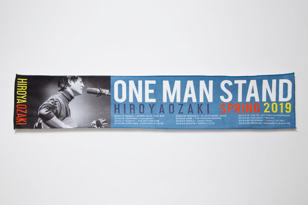 ONE MAN STAND SPRING 2019 TOWEL