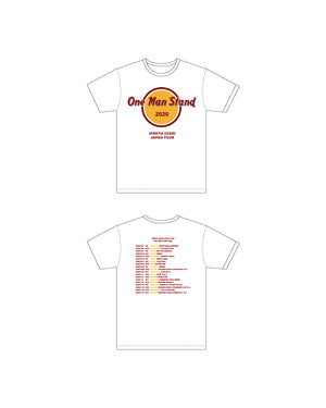 "ONE MAN STAND 2020 ""JAPAN TOUR"" Tシャツ"