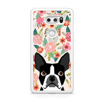 Boston Terrier Dog Breed LG V30 Case