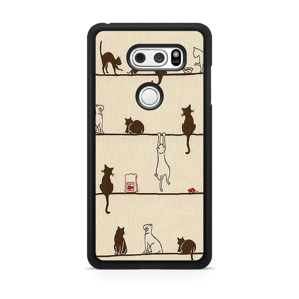 Holly Bible LG V30 Case