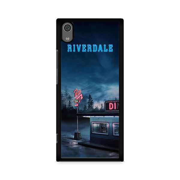 cheap for discount 1868b 2f760 Riverdale Poster Sony Xperia XA1 Case