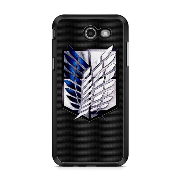 Attack On Titan Wings Of Freedom Galaxy J3 Emerge/Eclipse, Galaxy Express  Prime 2/Amp Prime 2 case