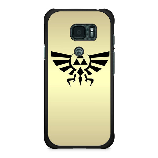 Triforce Symbol Legend Of Zelda Samsung Galaxy S7 Active Case Skicase