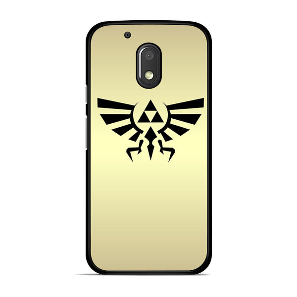 Triforce Symbol Legend Of Zelda Motorola Moto G4 Play Case Skicase