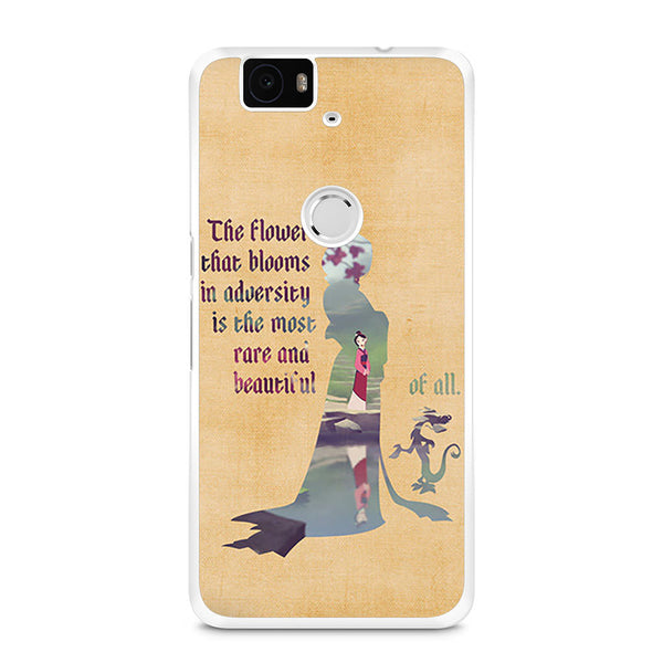 disney quotes mulan nexus p case skicase