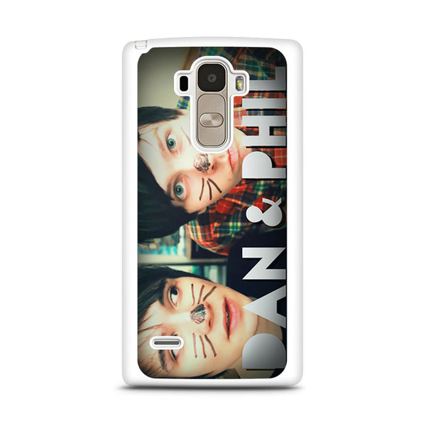 Dan And Phil Youtubers LG G4 Stylus Case