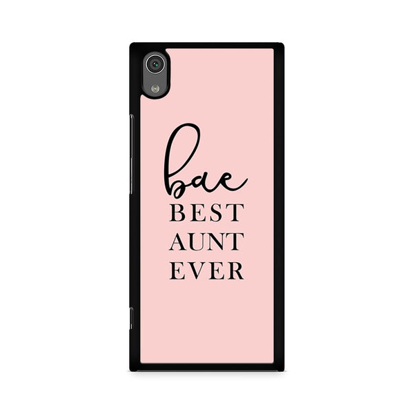 5b955a829 BAE Best Aunt Ever Sony Xperia XA1 Case – Skicase