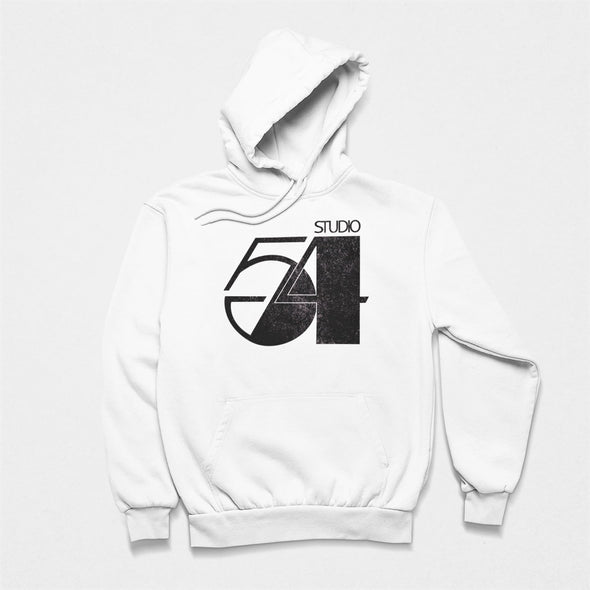 Fifty Four - Organic - Luxury Hoodie - White - Womens