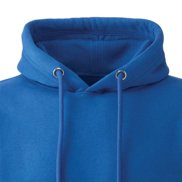 Superstar - Organic - Luxury Hoodie - Blue - Mens