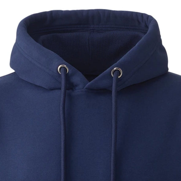 Do The Hustle - Organic - Luxury Hoodie - Navy - Mens