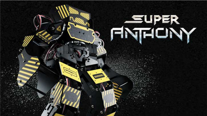 Super Anthony (RTW) Humanoid robot