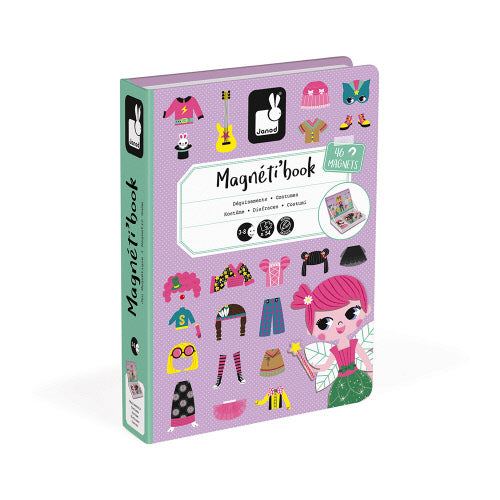 Magneti'book Dress Up