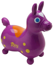Load image into Gallery viewer, Purple Rody Horse