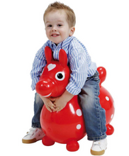 Load image into Gallery viewer, Rody Horse Red