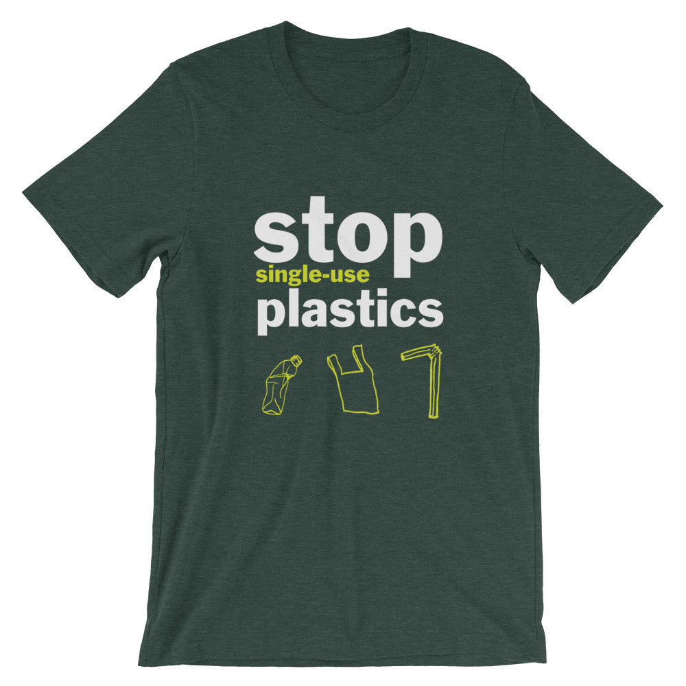 Stop Single-use Plastics