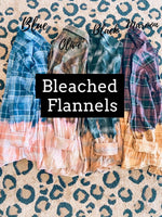 Bleached Flannels