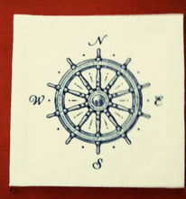 "Load image into Gallery viewer, Nautical & Seafaring Prints - 4"" x 4"""