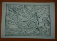 "Load image into Gallery viewer, Nautical & Seafaring Prints - 4"" x 6"""