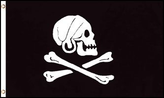 Pirate Captains' Flag