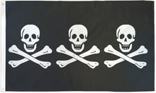 Load image into Gallery viewer, Pirate Captains' Flag