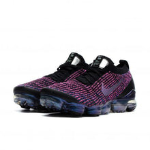 Load image into Gallery viewer, NIKE AIR VAPORMAX FLYKNIT 3 BLACK/ RACER BLUE-LASER FUCHSIA