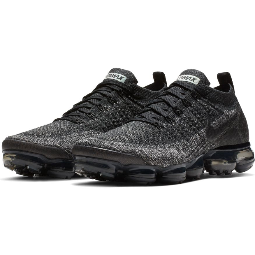 NIKE AIR VAPORMAX FLYKNIT 2 BLACK/ BLACK-DARK GREY