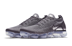 NIKE AIR VAPORMAX FLYKNIT 2 DARK GREY/ CHROME-DARK GREY