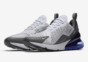 Nike Air Max 270 White/ White-Persian Violet