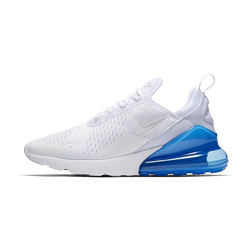 Nike Air Max 270 WHITE/BLUE Original
