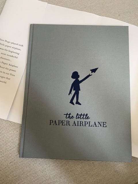The Little Paper Airplane book