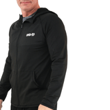 MEN'S LIGHTWEIGHT ZIP UP HOODIE - byCRUZ