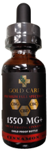 Load image into Gallery viewer, 1550 MG CBD full spectrum Cinnamon Oil- Gold Care CBD