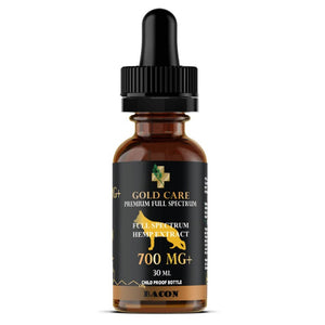 700 MG CBD full spectrum dog oil- Gold Care CBD