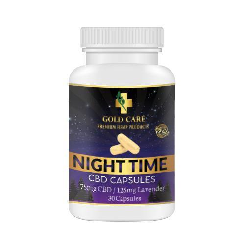 Night Time  30 Capsules