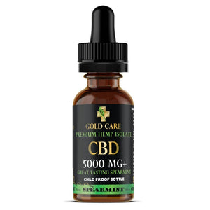 5000mg Spearmint Tincture