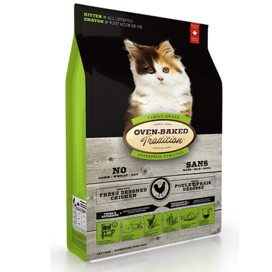 pienso oven baked tradition obt para gatos