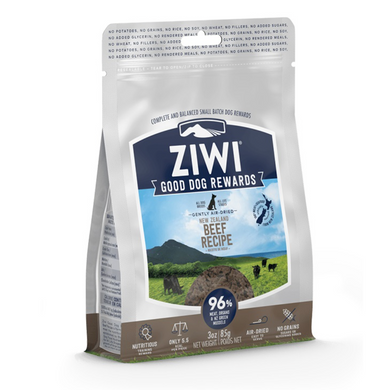 mini snacks de ternera naturales ziwipeak