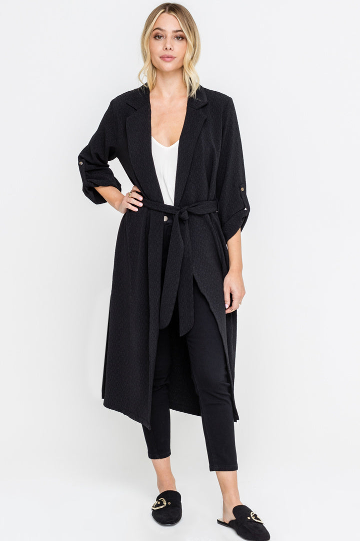 Lush | Long Wrap Jacket