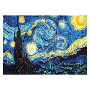 Starry Night 5D DIY Full Drill Round Drill Diamond Painting