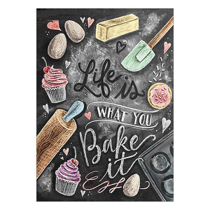 Life is What We Bake It DIY Diamond Painting
