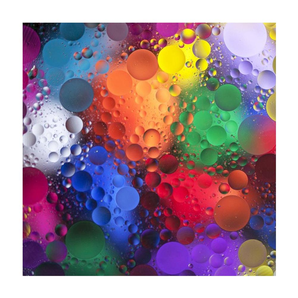 Rainbow Colors 5D DIY Partial Drill Round Drill Diamond Painting