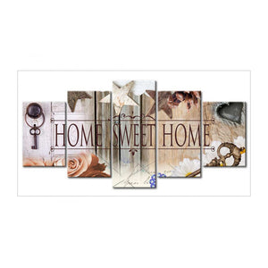 Sweet Home 5D DIY Full Round Drill Diamond Painting(95x45cm)