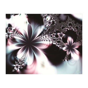 DIY Novel Flower Diamond Painting Embroidery Full Drill Mosaic Cross Stitch