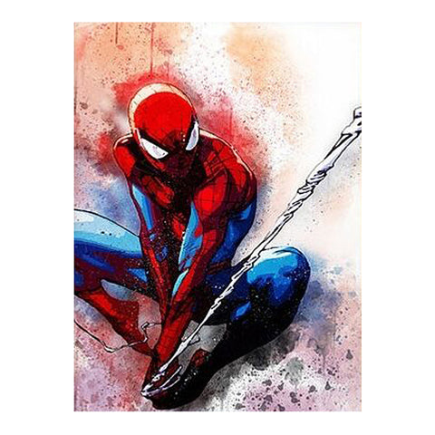 5D DIY Full Drill Diamond Painting Spider-man