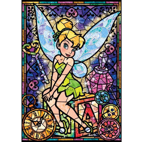 Tinker Bell DIY Full Drill Round Drill Diamond Painting