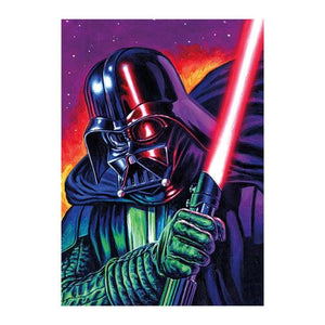 Star Wars Darth Vader 5D DIY Full Drill Round Drill Diamond Painting