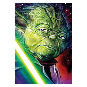 Star Wars 5D DIY Full Drill Round Drill Diamond Painting