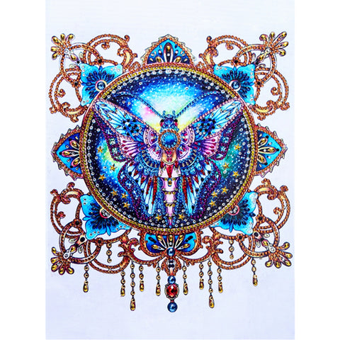 5D DIY Crystal Rhinestone Diamond Painting Butterfly