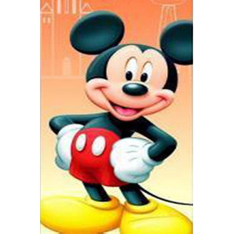 5D DIY Full Drill Diamond Painting Cartoon Mouse Cross Stitch Embroidery