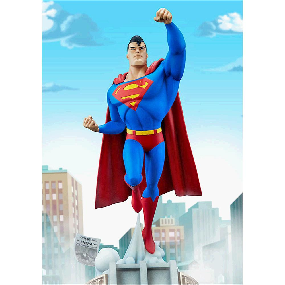 Marvel Characters Superman 5D DIY Full Drill Round Drill Diamond Painting